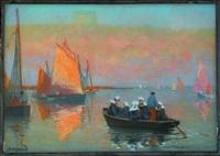 marine bretonne by mathurin janssaud