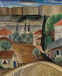 jerusalem by elias newman