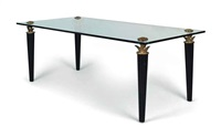a dining table by elizabeth garouste and mattia bonetti