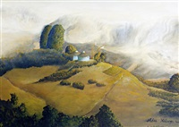 rolling hills, kwazulu natal by mzuzile mduduzi xakaza