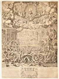 il giudizio universale by peeter de jode the elder