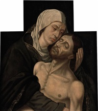 the pieta by willem key