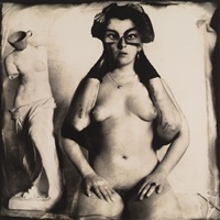 arms broken by windows by joel-peter witkin