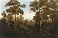 landscape by william short
