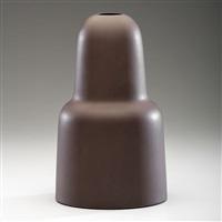 brown shouldered vessel by geert lap