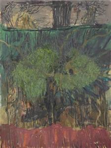 artwork by per kirkeby