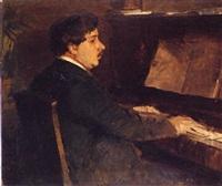 the piano player by nicolas lytras