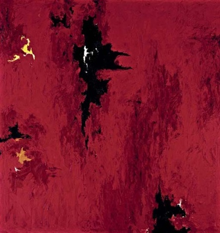 1947 r no 1 by clyfford still