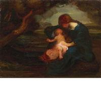 wayside madonna by robert loftin newman
