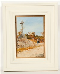 butley cross, somerset by john guthrie spence smith