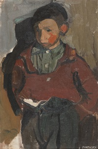 glasgow boy by joan kathleen harding eardley