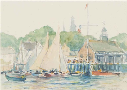 sandy bay yacht club bermuda rockport 3 works by reynolds beal