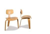 zwei stühle se 42 (pair) by egon eiermann