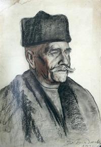 a portrait by zlatju bojadzhiev