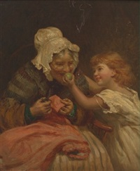 granny smith by edwin thomas roberts