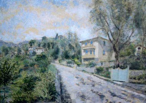 rue de village by georges rasetti