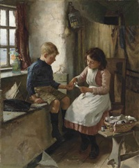 medical attention by william banks fortescue
