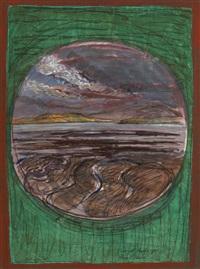 donegal landscape (green) by brian bourke