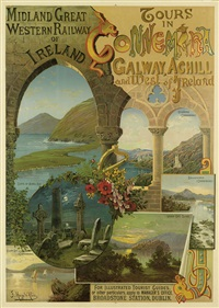 tours in connemara/galway, achill and west of ireland by frederic hugo d' alesi