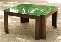 coffee table by arthur silverman