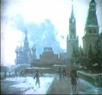 premieres neiges sur la ville by toros vezerian