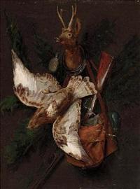 hunting trophies by moritz mansfeld