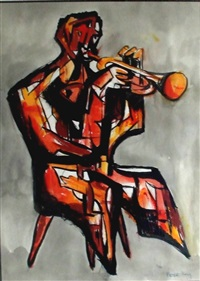 trumpeter by peter king
