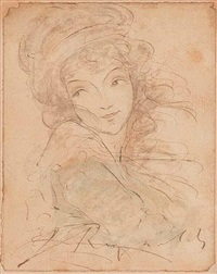 retrato de dama by joshua reynolds