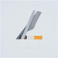 smoking cigarette by tom wesselmann