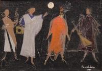 concierto nocturno by héctor basaldúa