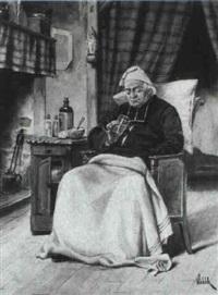 der genesende by heinrich a. weber