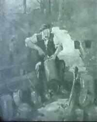 le chaudronnier by louis azema