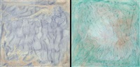 senza titolo e senza titolo (2 works) by paolo pasotto