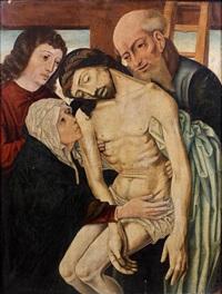 la déposition by roger van der weyden