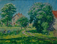 springtime by albert filka