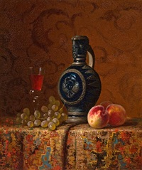 fruits and wine by milne ramsey