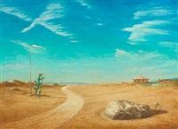 desert by lian jianxing