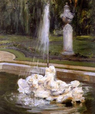 la fontaine by joseph marius avy