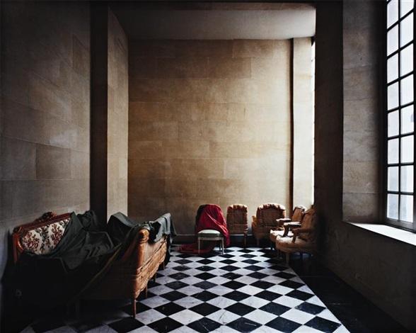 ancien vestibule de lappartement de madame adelaide versailles by robert polidori