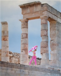 (maud adams), greece by ormond gigli
