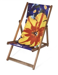 deck chair by marc quin