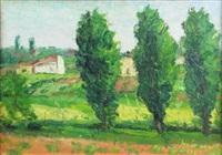 the odd poplars by hrandt avachian