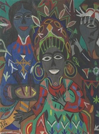 les musiciennes by fatima hassan el farouj