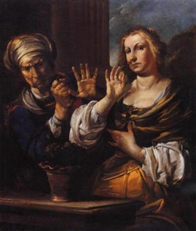 allegoria del folle amore by gioacchino assereto