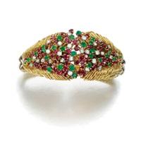 a bracelet by mellerio