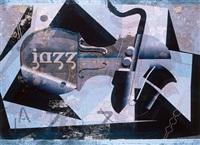 jazz by danuta dabrowska-siemaszkiewicz