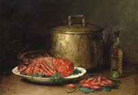 the seafood platter by guillaume romain fouace