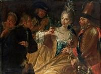 il corteggiamento by carlo amalfi