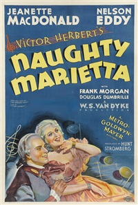 naughty marietta by metro-goldwin-mayer studios