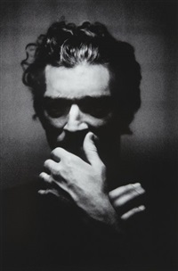 vincent cassel, paris by claude gassian